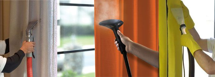 Drapes And Folds Are Difficult To Clean And Hence Curtain