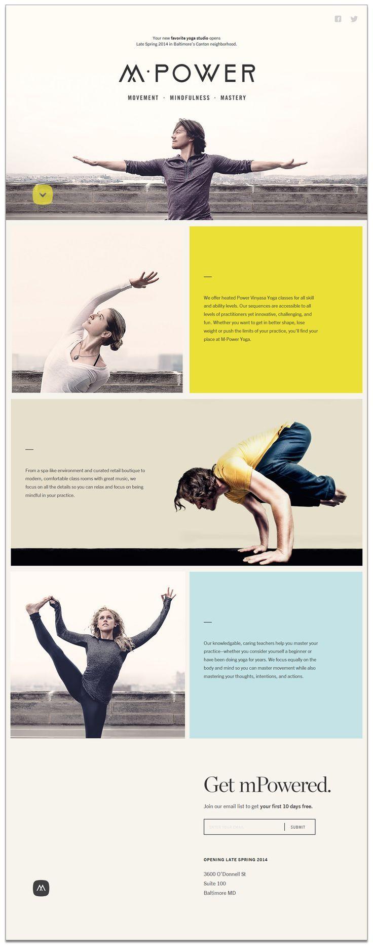 Best 25+ Grid website ideas on Pinterest