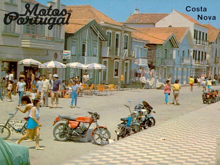 Costa Nova, Aveiro, Portugal, 1983