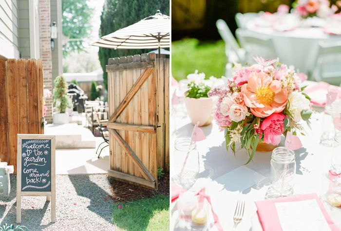 Wedding Blog Garden Party Bridal Shower by A Vintage AffairGardens Shower, Blog Gardens, Shower Inspiration, Parties Bridal, Emi Bridal, Gardens Parties, Shower Gardens, Bridal Showers
