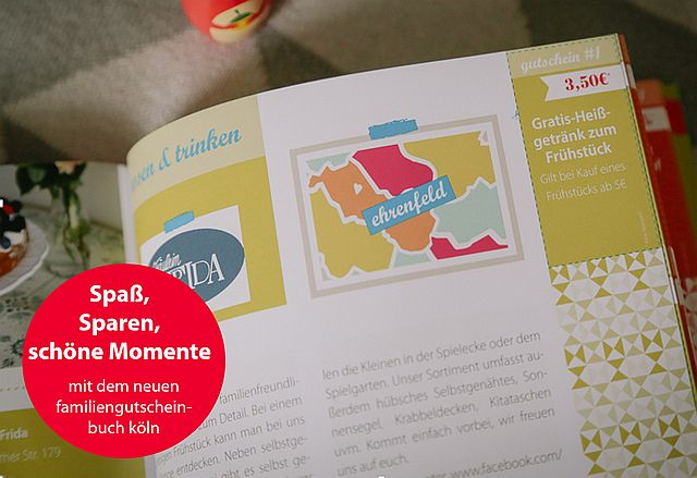 Das coolste Gutscheinbuch für Familien - unser familiengutscheinbuch köln . Freizeitideen für Köln mit Kindern