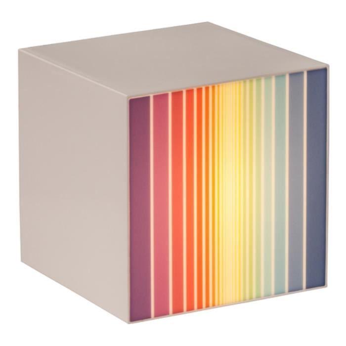 Rumi Lampe A Poser Avec Motif Multicolore Avec Images Lampe A Poser