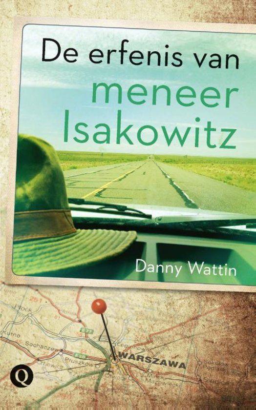 Danny Wattin is het kleinkind van vier overlevenden van de Holocaust. In het boek De erfenis van meneer Isakowitz reist Danny met zijn vader en zoontje Leo naar Kwidzyn in Polen. De woonplaats van zijn overgrootouders Hermann en Dorotea Isakowitz. Tijdens de autorit blikt Danny terug op de levens van diverse familieleden. Een verhaal vol gemopper, zelfspot, humor, liefde en een vette hap eten. https://www.hebban.nl/spot/boeken-met-een-ster/nieuws/de-erfenis-van-meneer-isakowitz-danny-wattin