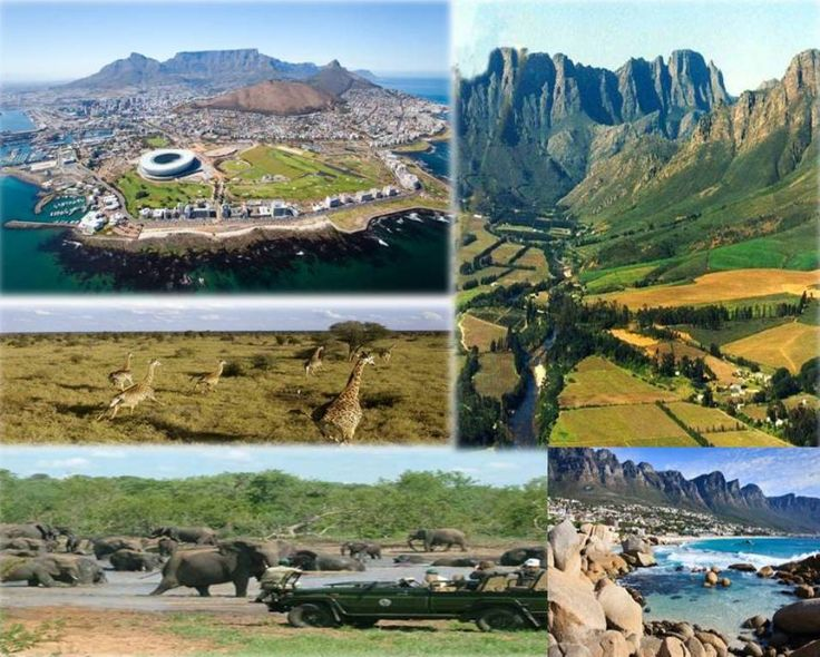 South Africa, known as The Rainbow Nation, is a country of breathtaking natural beauty, incredible geological diversity, and captivating wildlife.