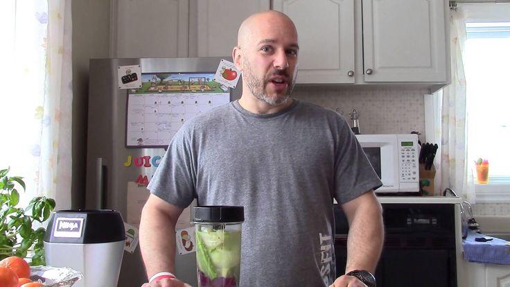 comment faire un jus asperge concombre avocat epinard
