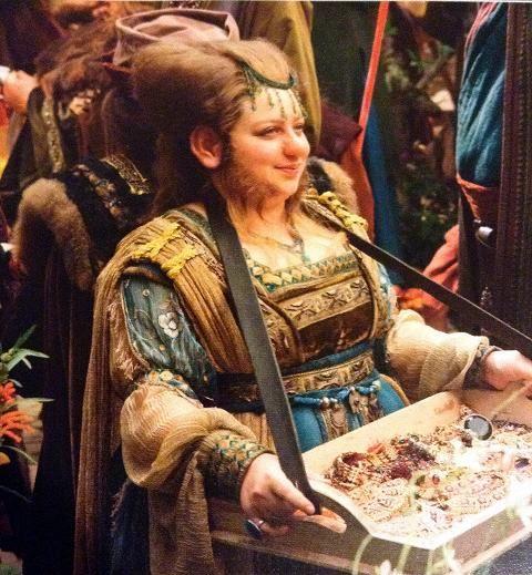 Lotr dwarf women dating