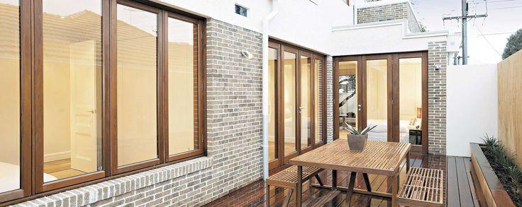 Austral Melbourne Newport House Finishes Amp Colours