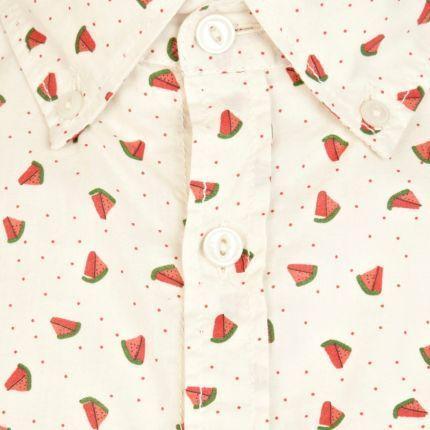 Ecru watermelon print, love it!