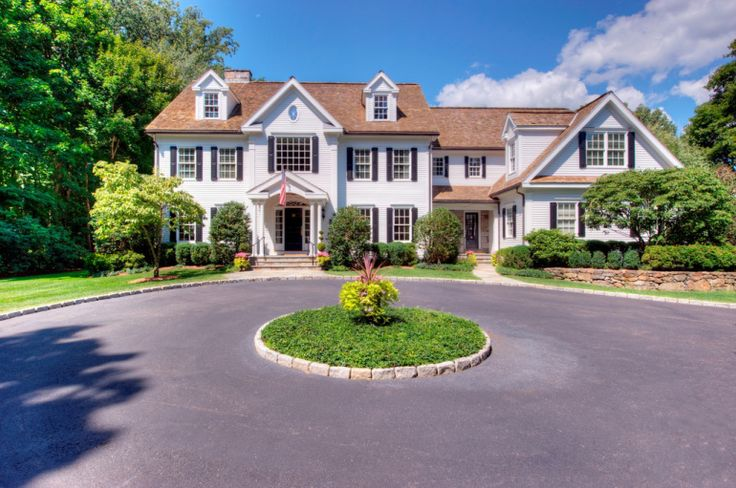 GREENWICH -- Retired NFL star Tim Hasselbeck and his TV personality wife Elisabeth have put their Greenwich mansion on the market. According to realty website Zillow, the classic colonial is listed...
