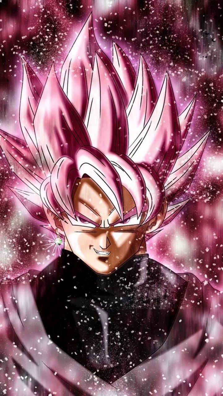 Black Goku Hd Wallpaper Wallpaper Iphone Gambar Karakter Gambar Anime