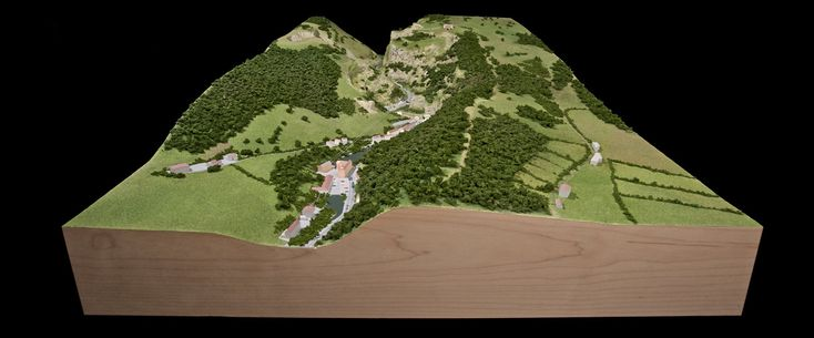 Image result for landscape model cnc