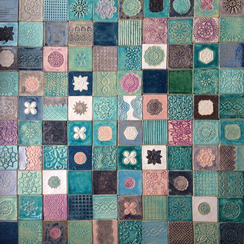 handmade tiles, ceramic tiles, tile