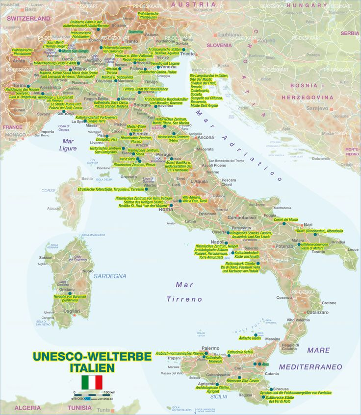 Die besten 17 Ideen zu Italien Karte auf Pinterest | Karte ...