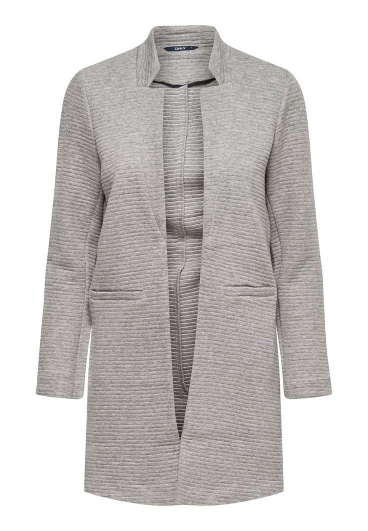 ONLY Blazer light grey melange Bekleidung bei Zalando.de   Material Oberstoff: 90% Baumwolle, 10% Polyester   Bekleidung jetzt versandkostenfrei bei Zalando.de bestellen!