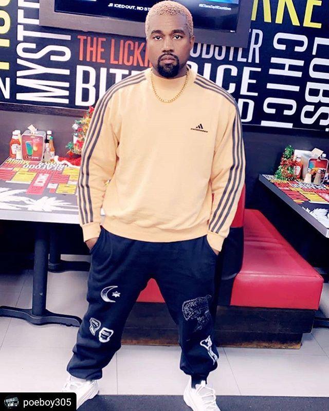 Kanye West At Fingalicking Kanye West Outfits Kanye West Style Kanye Fashion