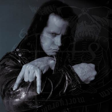 Glenn Danzig (from a cover The lost tracks of Danzig)