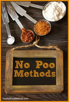 No Poo Methods  - A wonderful article that talks about a variety of ways to clean and condition your hair without using shampoo!  Methods other than the popular baking soda/vinegar combination are discussed.