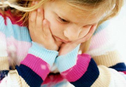 Anxiété chez l'enfant: la technique de l'ange gardien