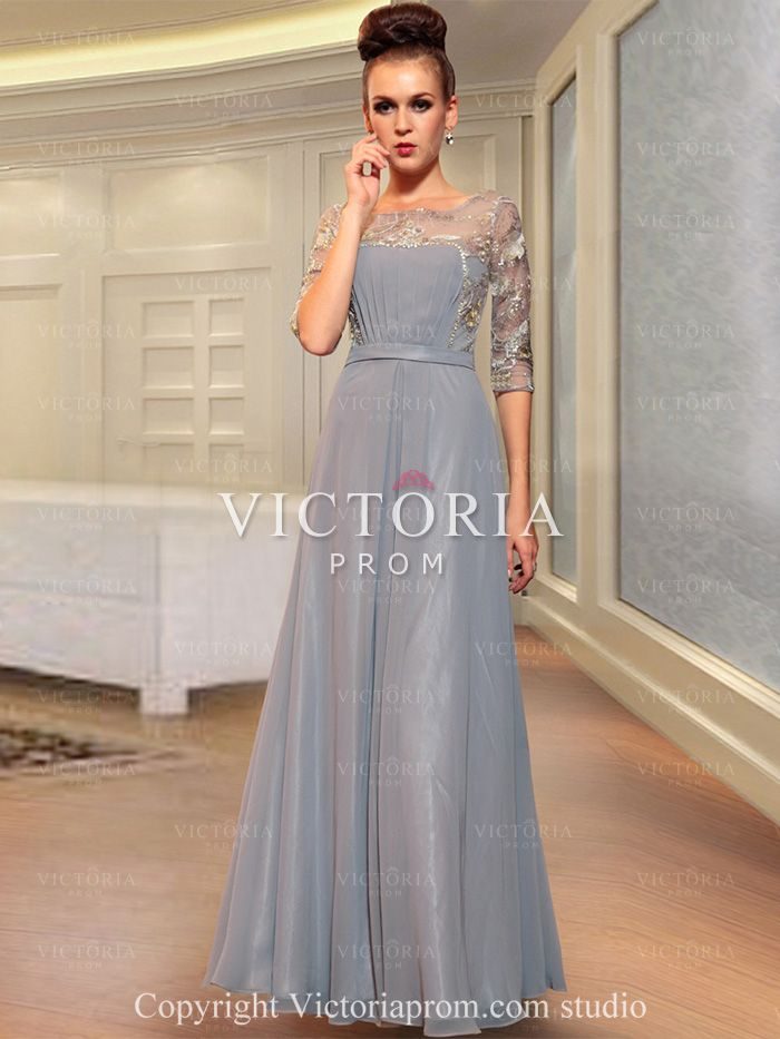 Bridesmaid dress lace middle