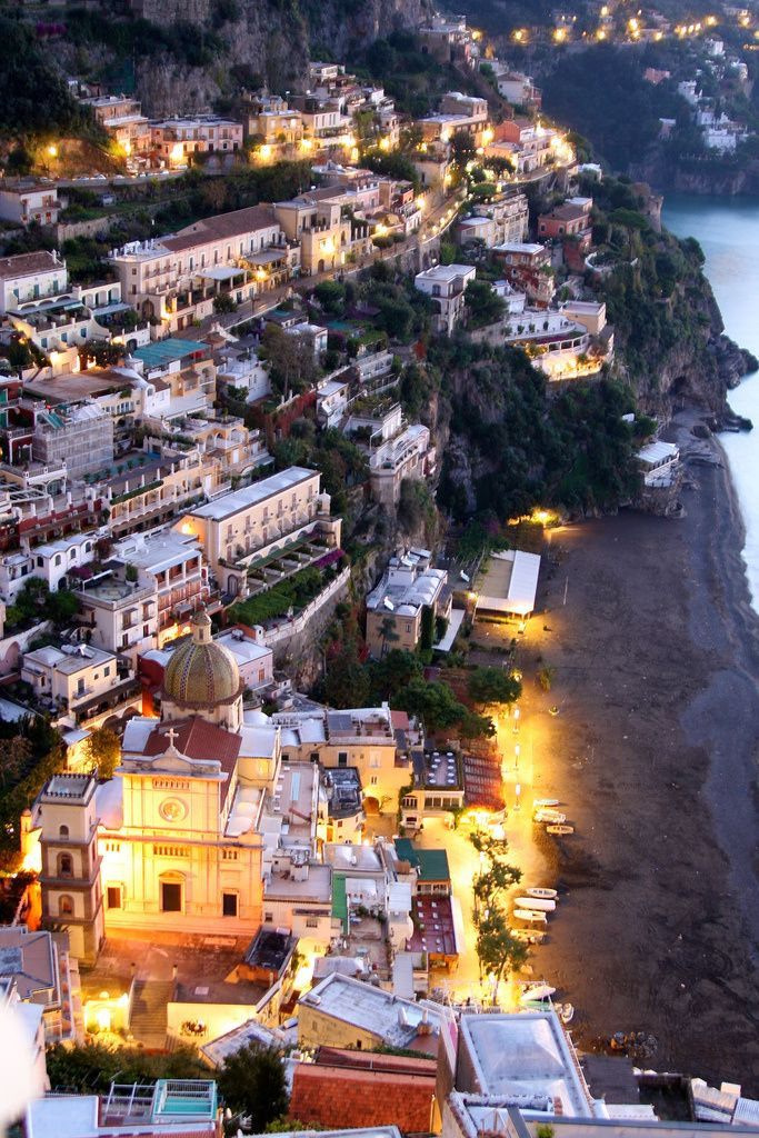 Positano, Amalfi Coast, Italy -http://www.exquisitecoasts.com/the-amalfi-coast.html