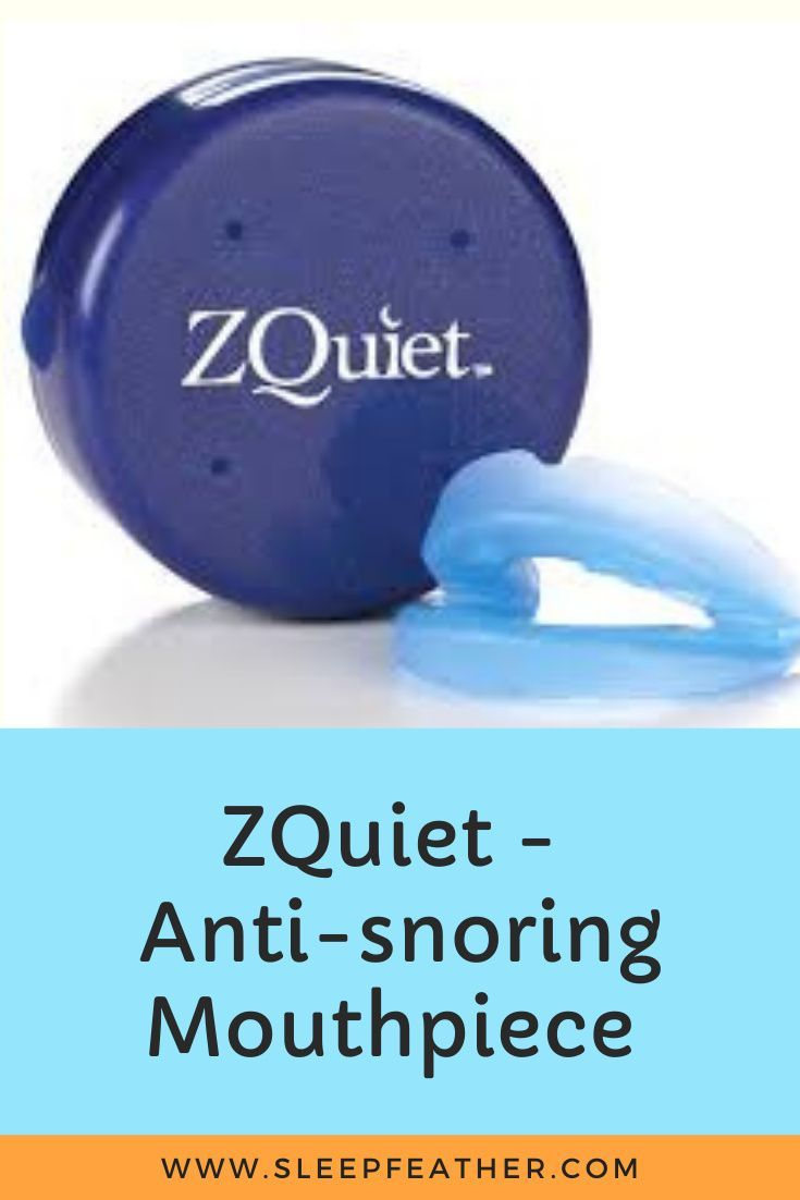 Zquiet Review Is This Anti Snoring Mouthpiece Any Good Snoring Mouth Guard Anti