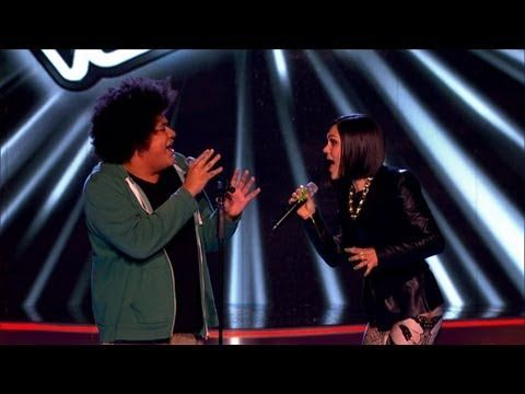 Lem Knights & Jessie J Duet - The Voice UK 2013 - Blind Auditions 3 - BBC One omg fuckingtastic...