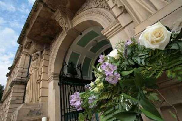 Ossett Town Hall, Yorkshire