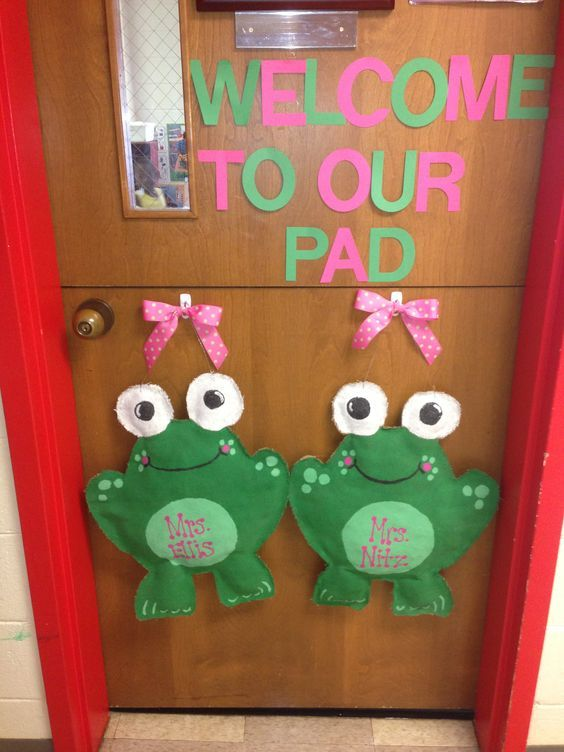 Classroom Decorations Uk : Best frog classroom theme ideas and decor images on