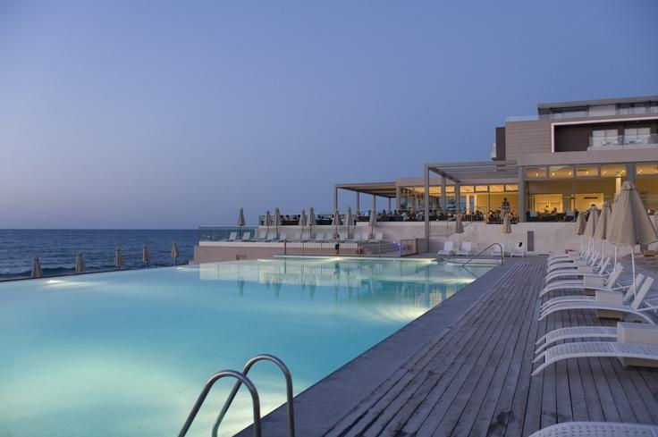 Travelife Gold Award -  SENTIDO Anthoussa Resort & Spa in Stalis, Crete  www.sentidohotels.com/anthoussa/