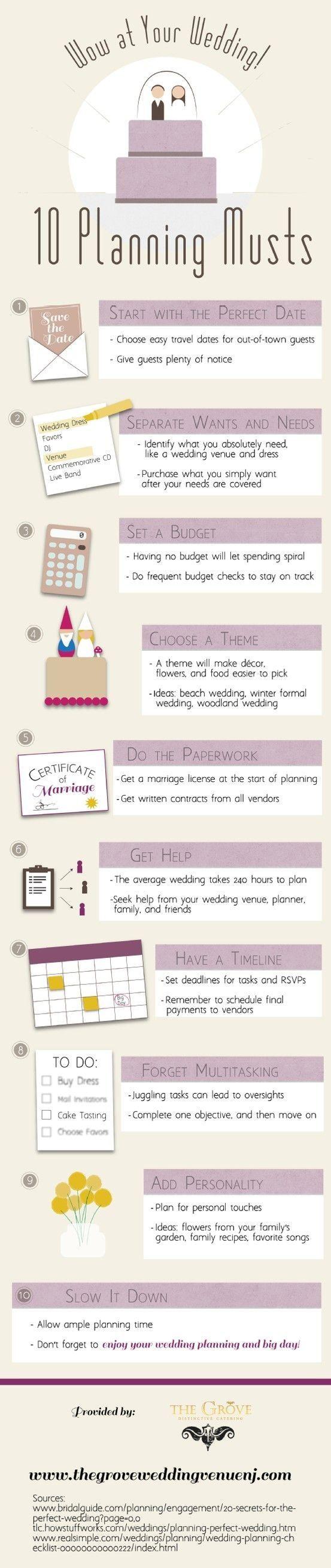 Pes 25 nejlepch npad na tma wedding checklists na pinterestu best wedding planning advice from the pros wedding checklist junglespirit Images