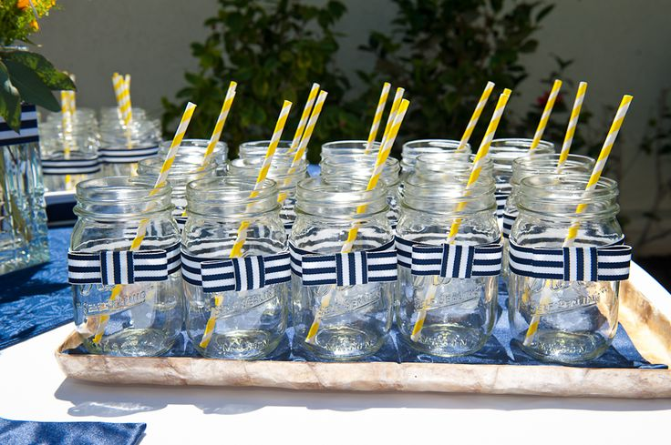 Sarah's Nautical Bridal Shower » Colby Elizabeth Photography {Blog}