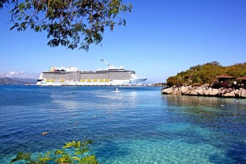 Labadee is Royal Caribbean's private destination in Haiti, and is a common port of call for many Royal Caribbean western Caribbean-bound cruise ships. Th...