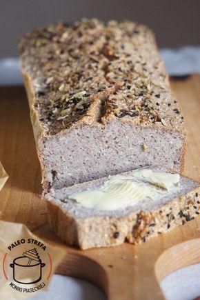 chleb gryczany bez glutenu, bez jaj
