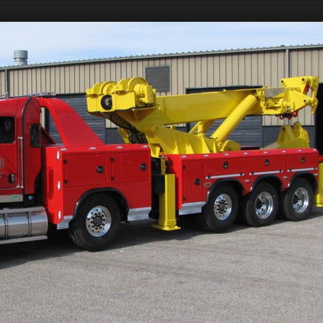757 Best Images About Tow Trucks & Recovery On Pinterest