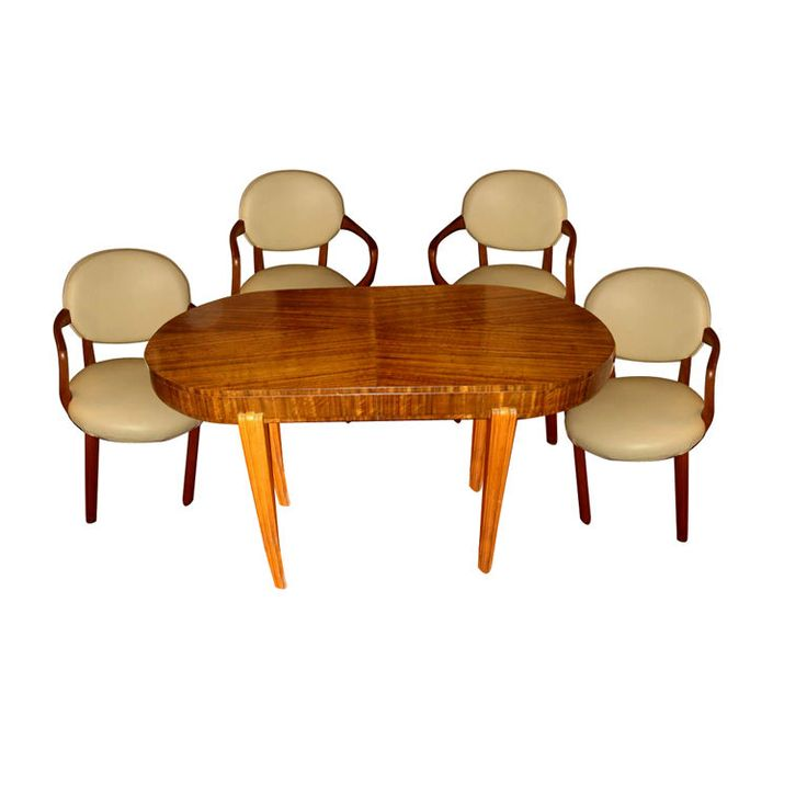Art Deco Dining Room Furniture For Sale: Tables, Chairs, Buffets And China  Cabinets. Dining Room Sets Are French, Italian And Argentine Vintage Art  Deco ...