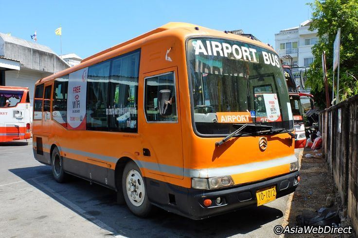 Phuket Airport Hkt Is The Main Port Of Arrival For Most Visitors To The Island Howard Evans Travel Pin Blog Phuket Airport Phuket Bus