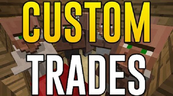 New post (Custom Trades Mod 1.8/1.7.10) has been published on Custom Trades Mod 1.8/1.7.10  -  Minecraft Resource Packs