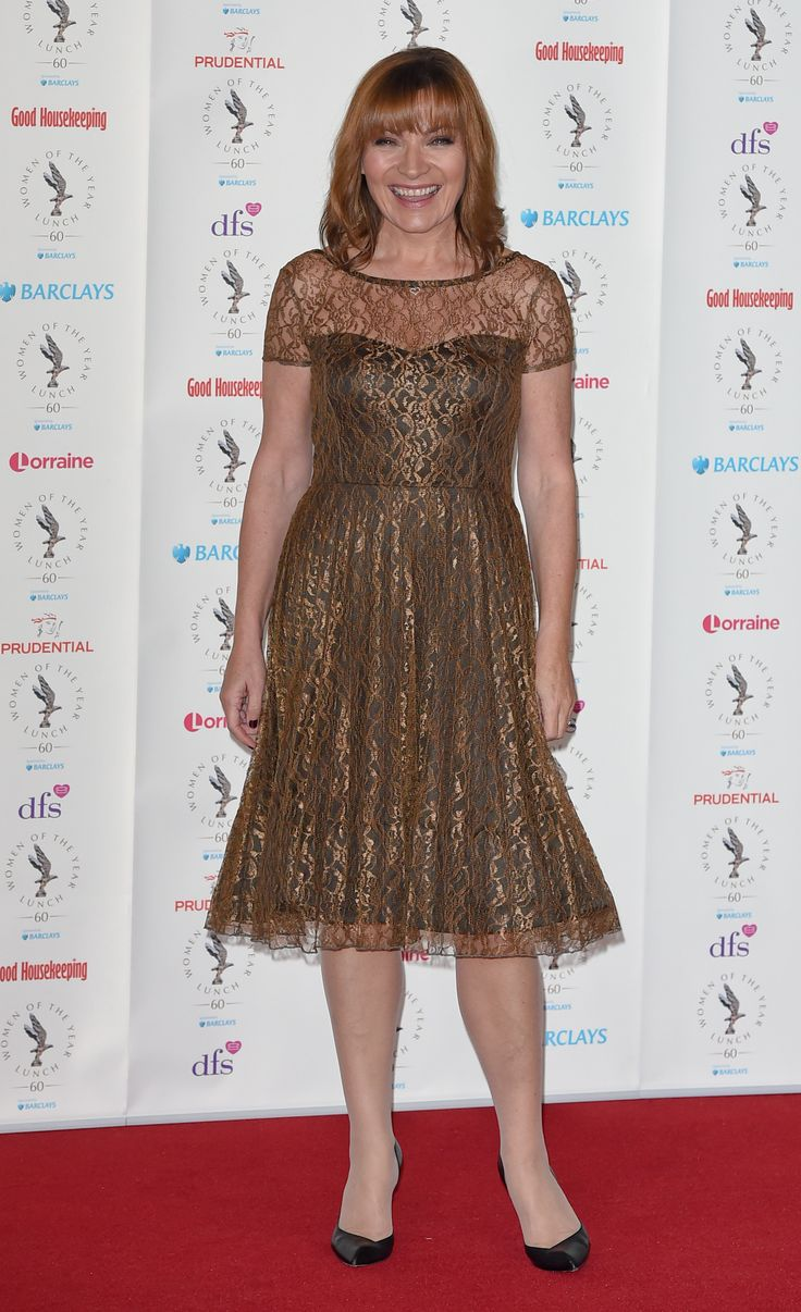 Lorraine Kelly – Women of the Year lunch and awards in London 19.10.15