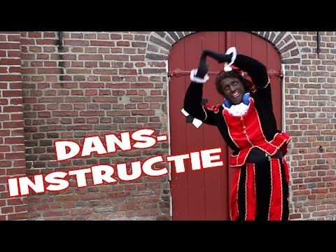 Dans instructie van De Sint Shake - Party Piet Pablo - YouTube
