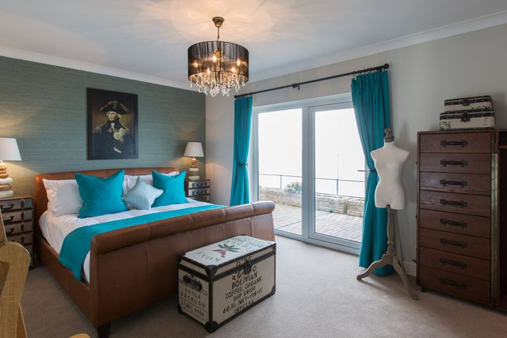 Wake up to unforgettable sea views in the Lighthouse Suite