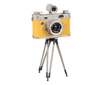 Adorno Câmera Minox - 29cm