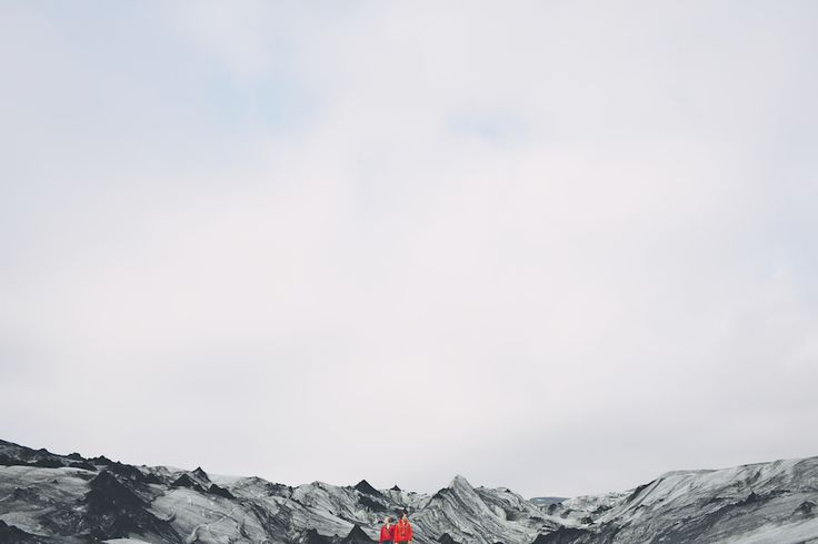 ever wanted to climb on top of a glacier? Well you can do that in Iceland!