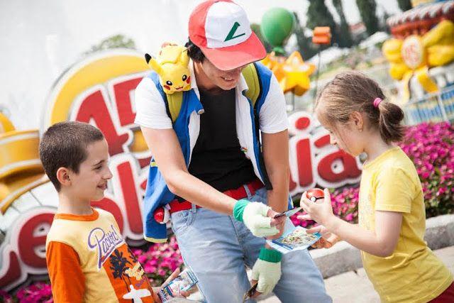 Da Mamma a Mamma.: Le novità di Leolandia e Pokémon Go!