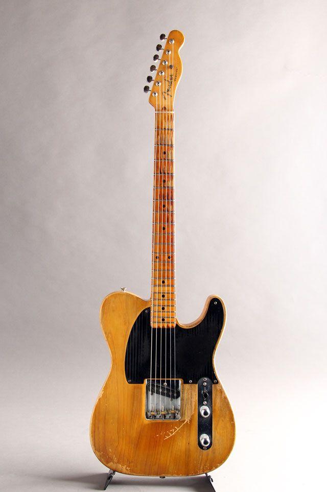 Fender USA Esquire 1953(中古・ヴィンテージ)ITM0770565【Jギター楽器詳細|Fender USA】