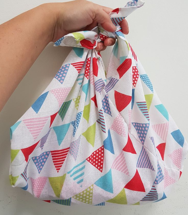 Handmade Azuma Bukuro bag