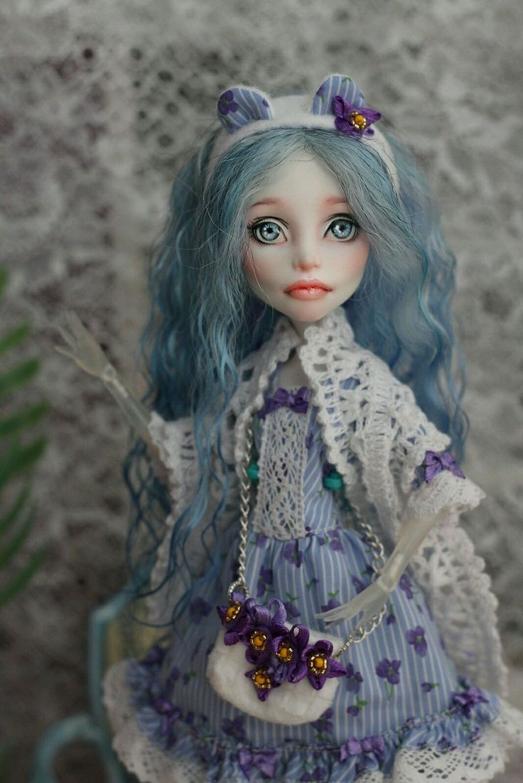 Monster High OOAK Spectra | eBay