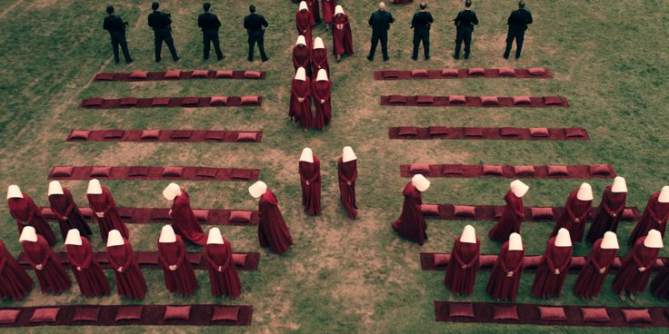 """by Shannon Gibney and Lori Askeland Hulu's reboot of The Handmaid's Tale opens with a car chase: the protagonist (Elisabeth Moss), who will later be called """"Offred,"""" is racing with her husband Luke…"""