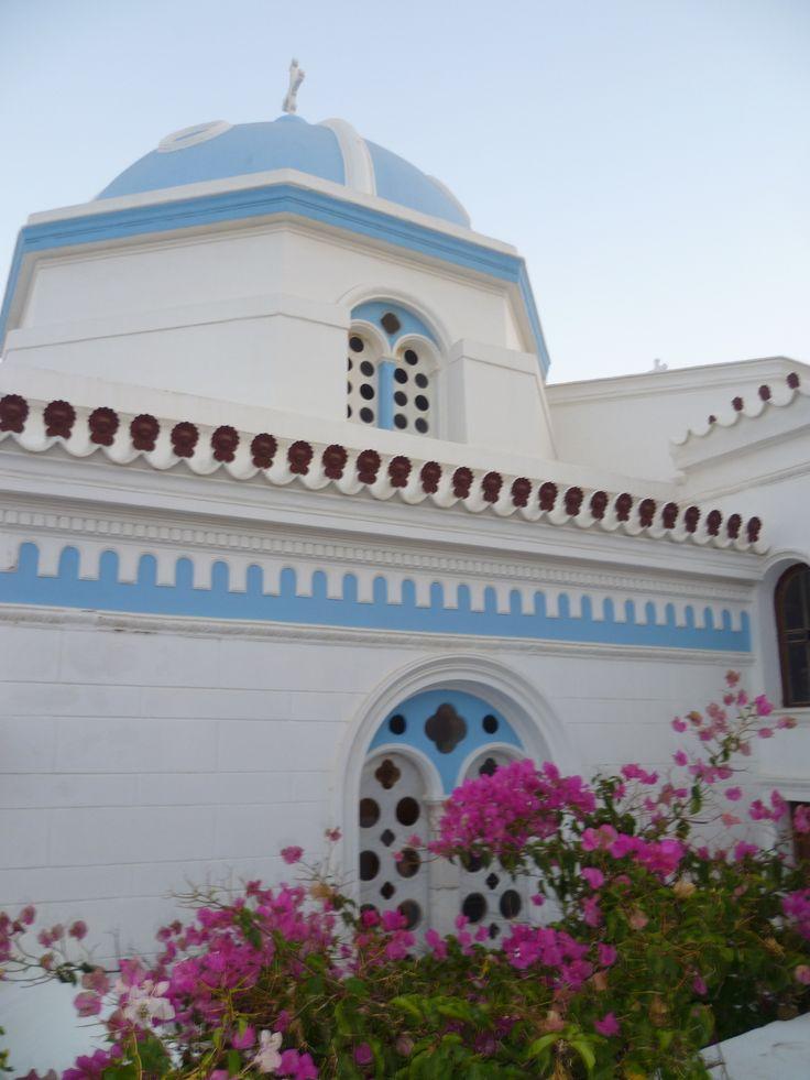 Church in Astipalaia island, Greece