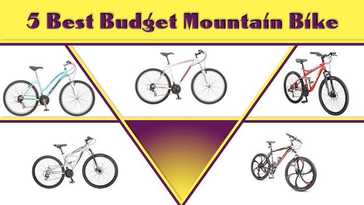 5 Best Budget Mountain Bike   Best Mountain Bike Prices   Best Mountain ...