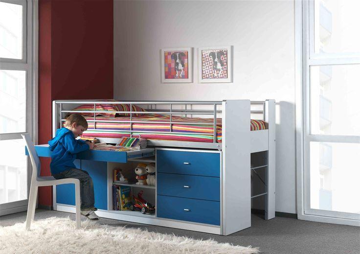 Home Etc Bonny Mid Sleeper Bunk Bed & Reviews | Wayfair UK
